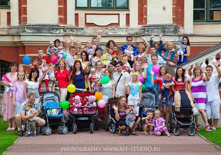 Lielā ratu pastaiga Jelgavā 2013.gadā