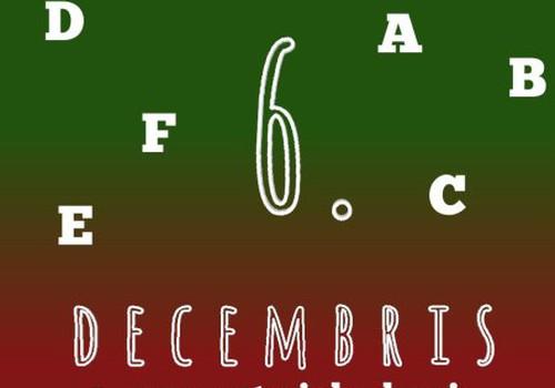 """6. decembris – """"Mīkstais alfabēts"""" #mansmaterialuskapis"""