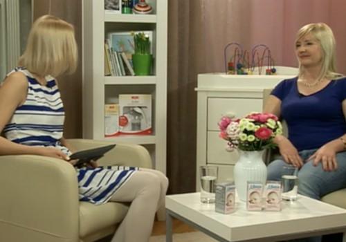 Uzturs krūts zīdīšanas laikā: ONLINE TV ar bērnu māsu Elitu Svarenieci