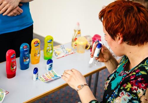 FOTO: Ar Bubchen, NUK, Bebi un Hamanek preču jaunumiem mūs iepazīstināja pediatre Irēna Putniņa