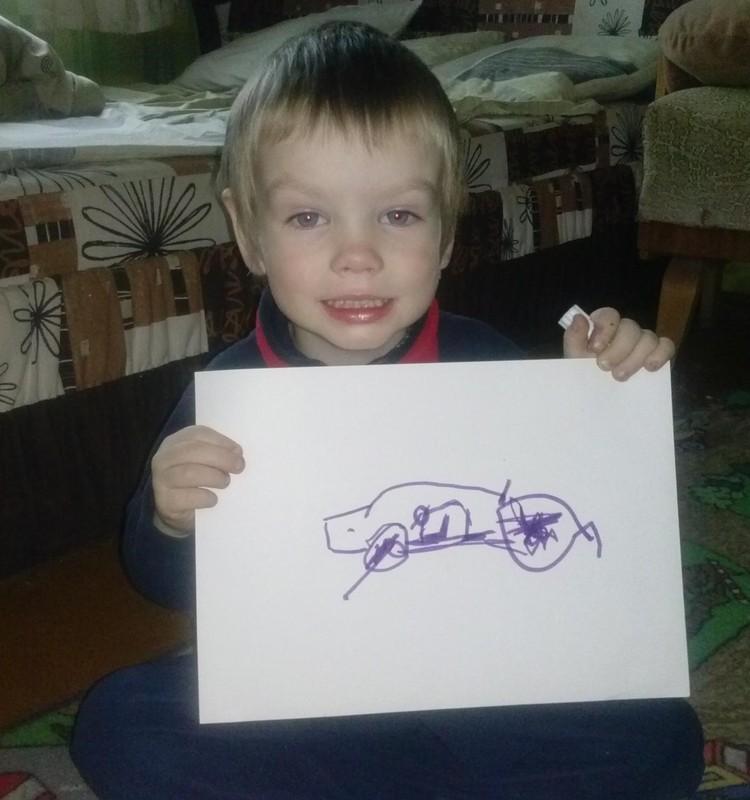 Lauris sapņo par ārto mašīnu no Vāģiem