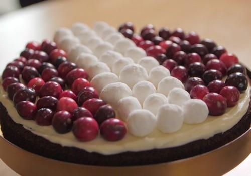 VideoRECEPTE: Šokolādes kūka