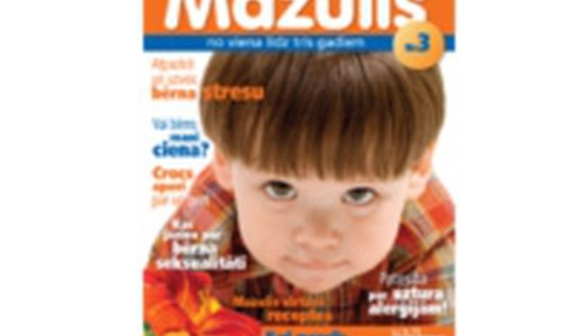"""Iznācis žurnāla """"Mazulis"""" 3. numurs!"""