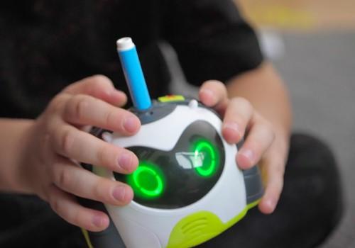 Rotaļāšanās ar robotiem - jaunas zināsānas, emocijas un kognitīvo spēju attīstīšana