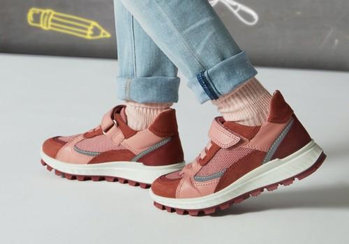 ECCO apavi bērniem - lai nekas netraucētu doties jaunos piedzīvojumos
