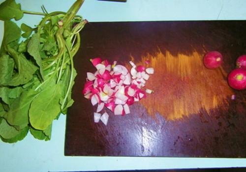 Zaļie vasaras salātiņi