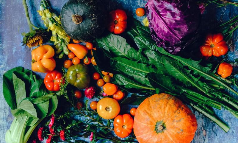 Dārzeņiem un augļiem būt!