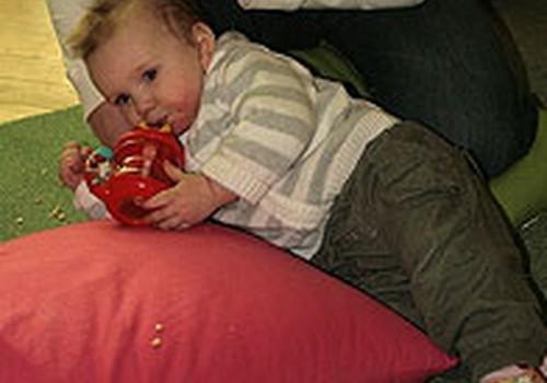 Klaudija Hēla: svarīgi, ka bērns vispār attīstās