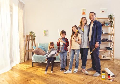 Pētījums: Lielu ģimeni vecāki veido emocionālu apsvērumu dēļ.