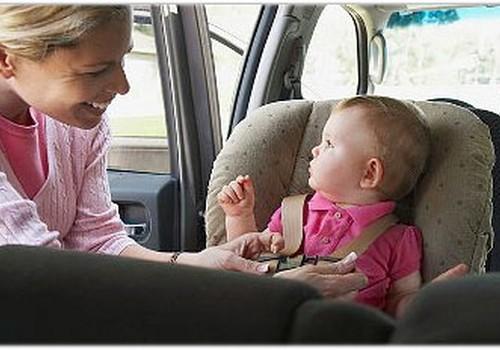 Dienas spēle: Ko Tu zini par bērnu drošību auto?