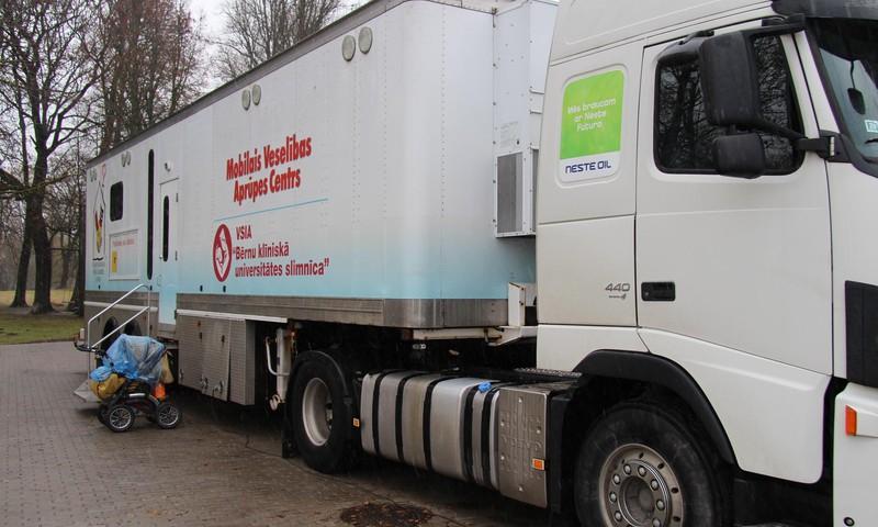 Ar Neste atbalstu tūkstošiem bērnu aizvadītajā gadā saņēma bezmaksas veselības aprūpi visā Latvijā