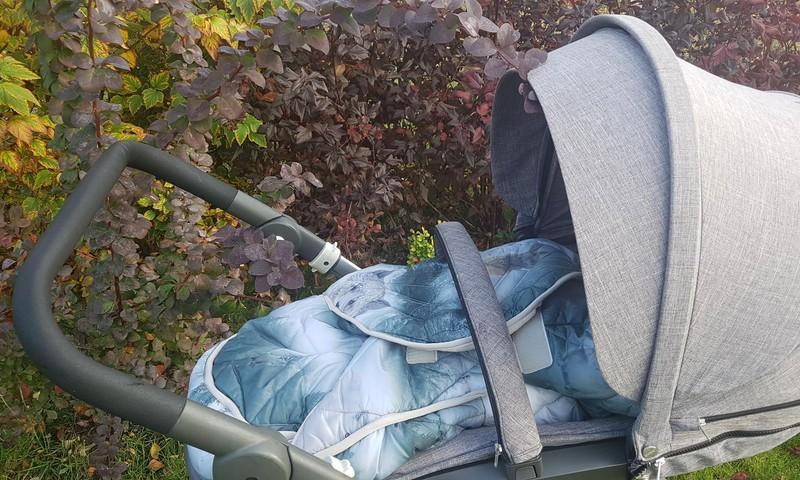 Siltākām rudens un ziemas pastaigām ar Lodger silto guļammaisu