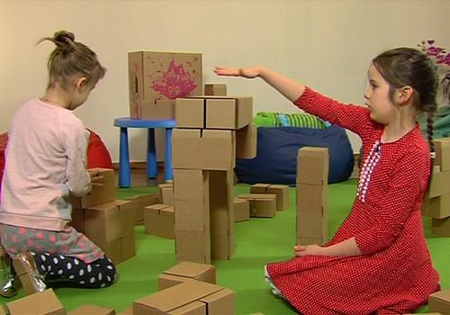 VIDEO: GIGI Bloks kluči rotaļām