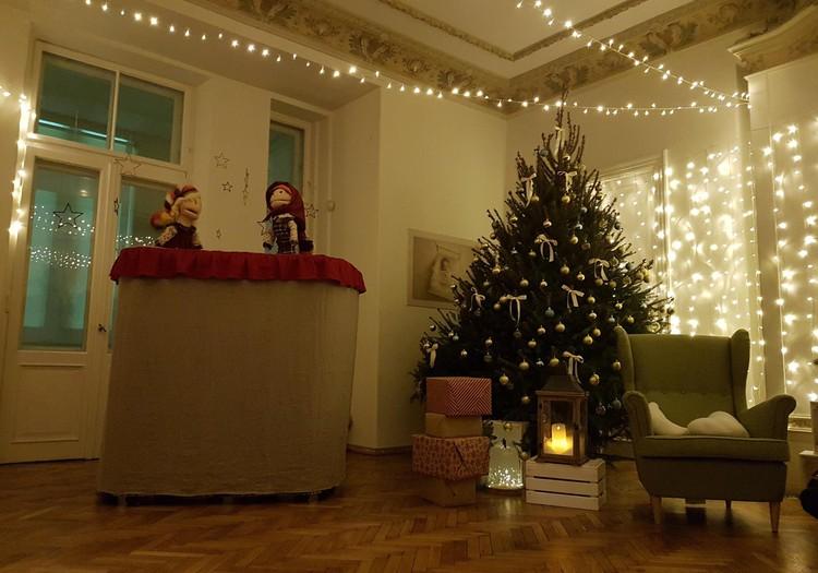 Māmiņu kluba Ziemassvētki - īstā vieta svētkiem ar bērniem