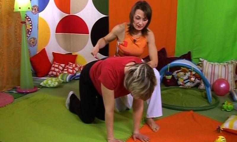 Pilates māmiņai un mazulim: jau dažas dienas pēc dzemdībām