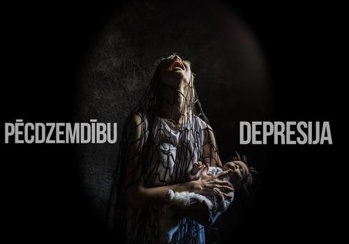 Tu DRĪKSTI nejusties laimīga pēc dzemdībām! VIDEO, kā atpazīt pēcdzemdību depresiju