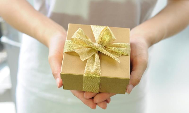 Dāvanas no svešiniekiem