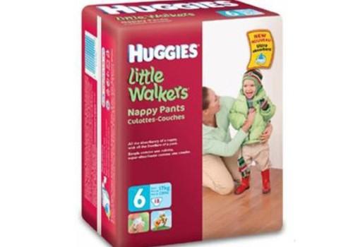 Māmiņas novērtē Huggies Little Walkers autiņbiksīšu priekšrocības!