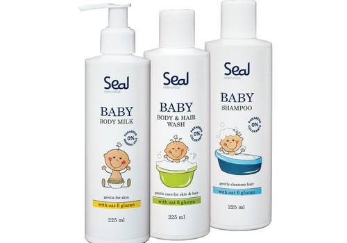Seal cosmetics BABY produktu testi: gaidām pieteikumus!
