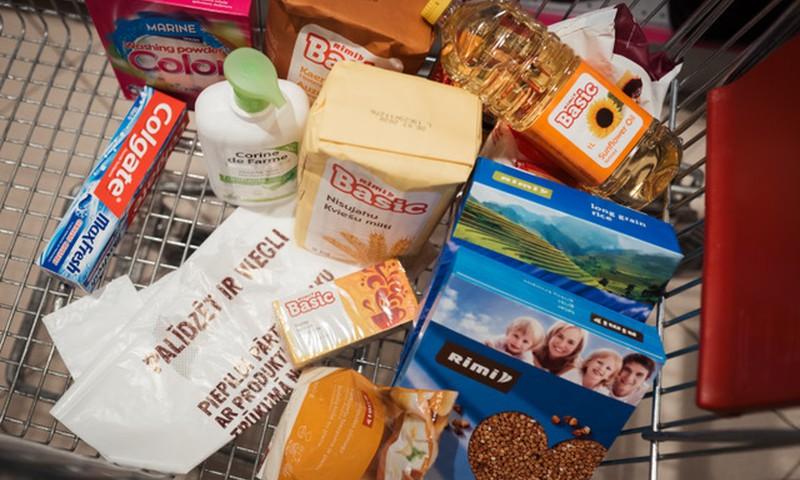 """Pārtikas banka """"Paēdušai Latvijai"""" aicina piedalīties tradicionālajā labdarības akcijā un piepildīt pārtikas pakas"""