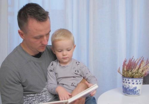 Vēlies, lai bērns lasa grāmatas? Rādi piemēru!