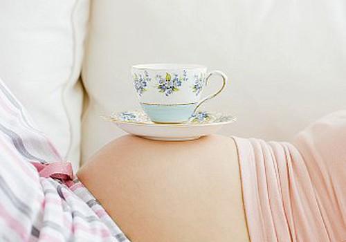 Vai dzert zāļu tējas grūtniecības laikā?