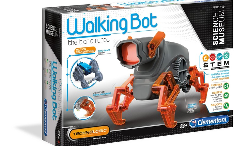 Zināms, kurš laimējis WalkingBot