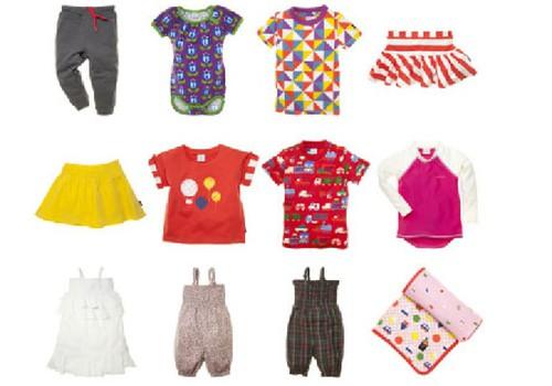 Jaunas drēbītes Polarn O. Pyret kolekcijā meitenītēm