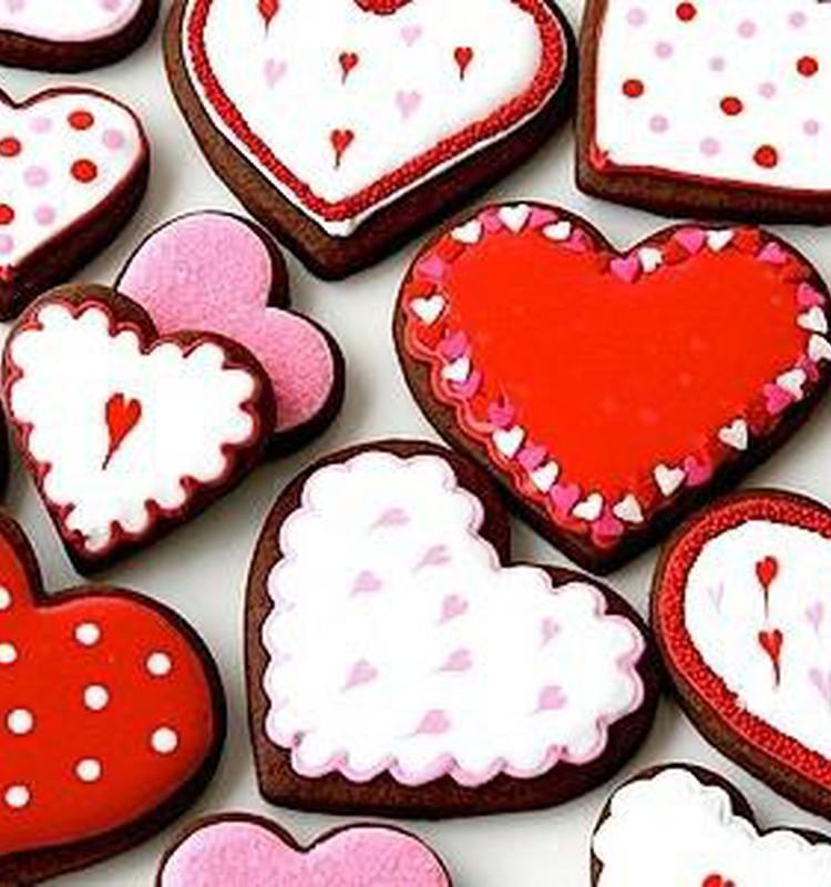 Mīlestība iet caur vēderu jeb Sv.Valentīna dienas ēdiens