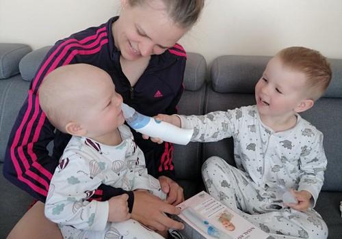 Iesnas mazulim: palīdzam bez raizēm