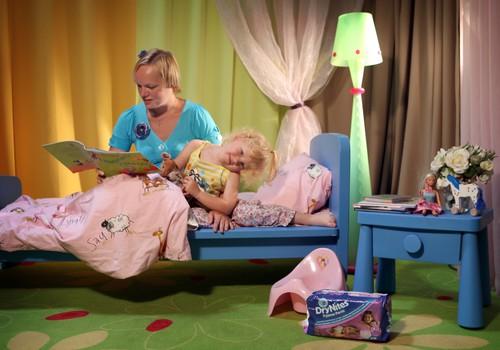 Piedalies viktorīnā par bērnu nakts enurēzi un laimē Drynites®!