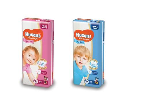 Meklējam uzlaboto Huggies@ Ultra Comfort testētāju!