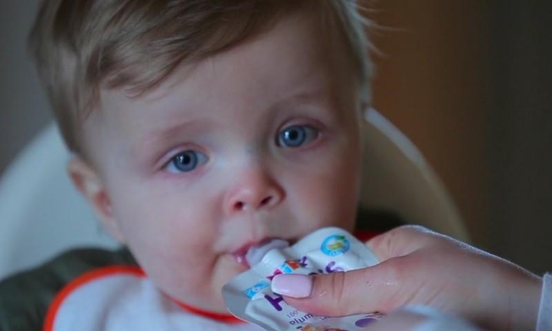 Dabiska mazuļa attīstība. Bērnu ēdienu glabāšana un termiņi