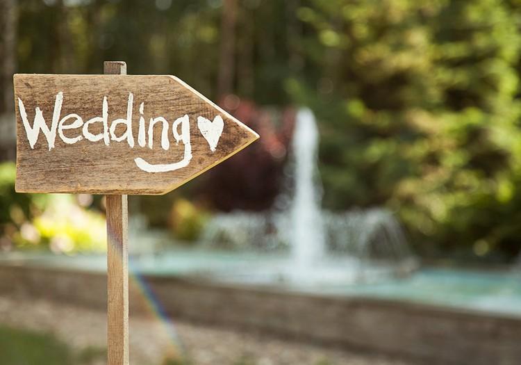 Ar bēbīti uz kāzām