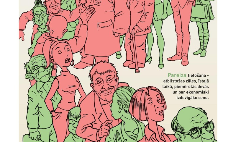 """Biedrība """"Veselības projekti Latvijai"""" uzsāk sociālu kampaņu, aicinot iedzīvotājus aizdomāties par saviem zāļu lietošanas paradumiem"""