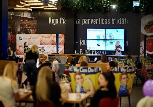 Gaidīsim 21.oktobrī uz Māmiņu Brokastīm modes un izklaides centrā Rīga Plaza!