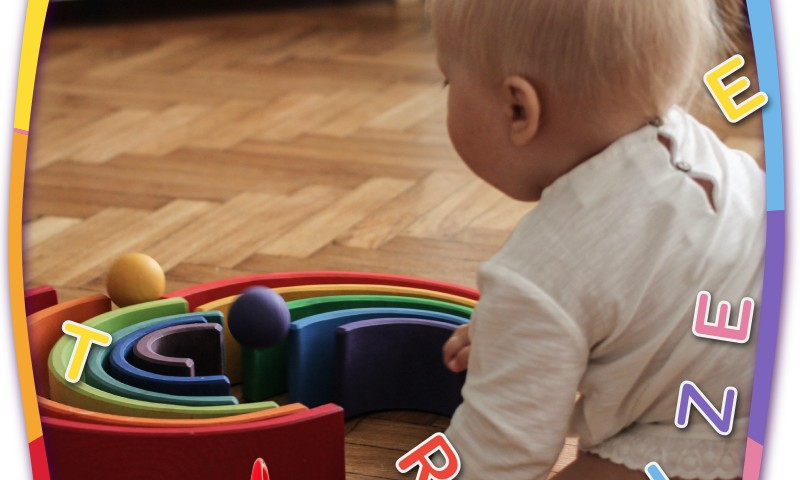 Blogu KONKURSS: Pastāsti par sava bērna attīstošajām rotaļlietām!