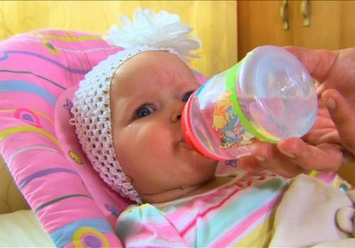 Piedāvāt vai nepiedāvāt bērniem ūdeni: VIDEOatbilde