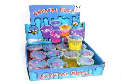 Crystal Putty rotaļlietu atsauc no veikalu plauktiem!