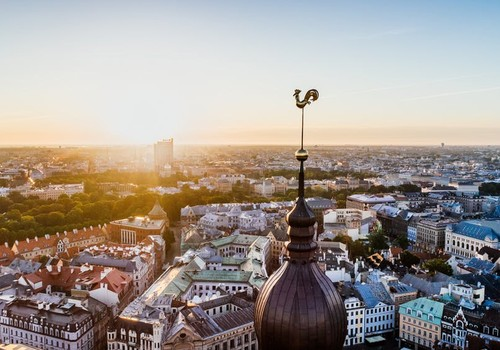 Latvijas valsts proklamēšanas 101. gadadienai veltītie pasākumi Rīgā