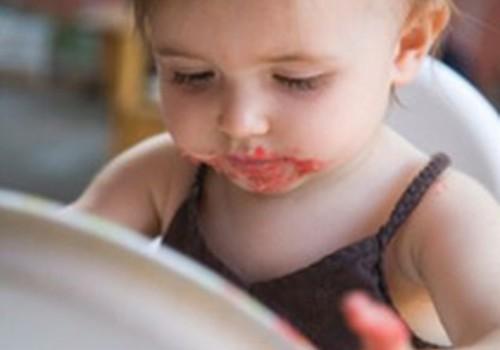 Bērna ēšanas režīma veidošana
