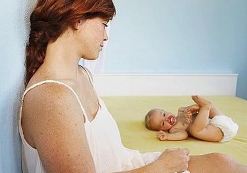 Raudamās dienas pēc bēbīša piedzimšanas