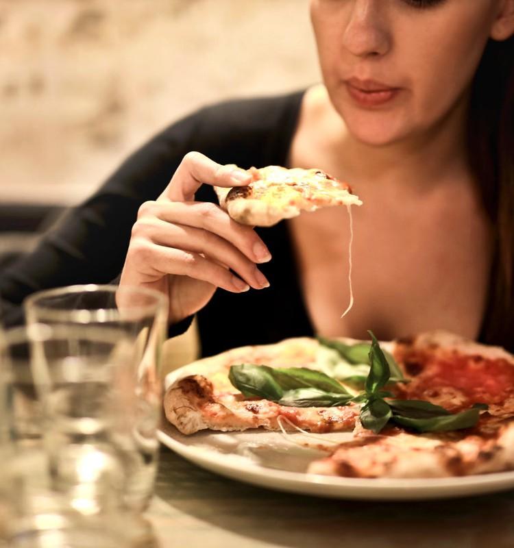 Vai arī tu mēdz apēst stresu?