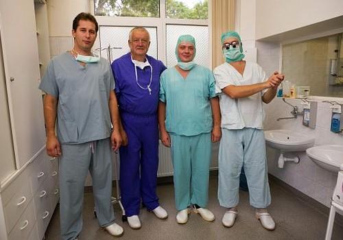 Latvijas bērnu kardioķirurgi neatpaliek no Itālijas kolēģiem
