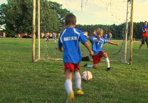 Kādu sporta veidu izvēlēties puikam? Varbūt futbolu?