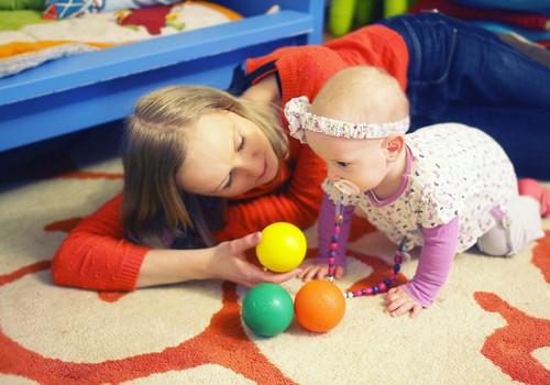 """Fizioterapeite: """"Pirmos soļus bērnam jāiemācās spert pašam!"""""""