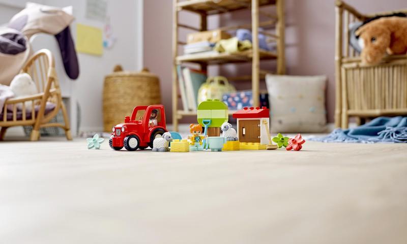 Kā ar rotaļu palīdzību attīstīt bērna radošumu un iztēli?