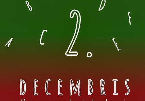 """2. decembris – """"Burti no dabas un citiem materiāliem"""" #mansmaterialuskapis"""