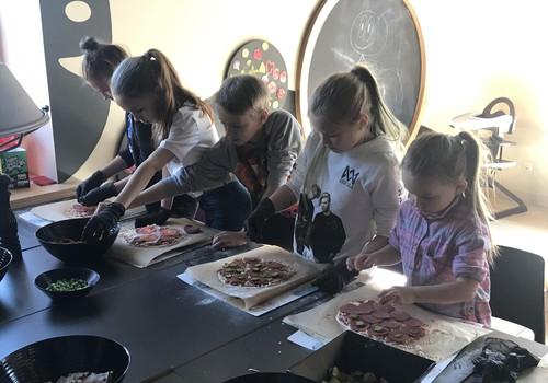 Pica Lulū bērnu ballītes picu darbnīca Vecmīlgrāvī