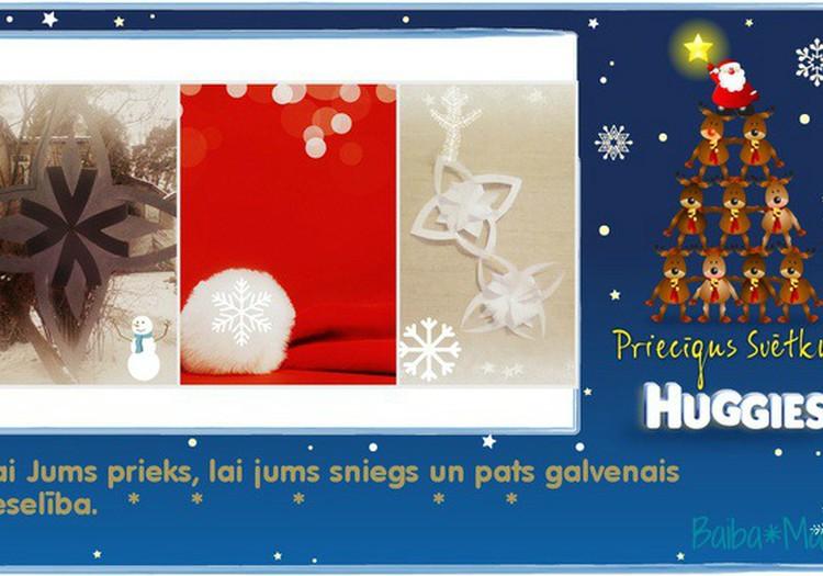 Par mūsu ziemassvētkiem..